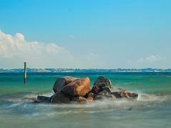 waves (Ein Blickfänger) Tags: meer strand sea urlaub holiday beach travel sommer summer sonne ostsee ocean wellen wave waves balticsea sand photography vacation dänemark danmark natur sun langeland mare