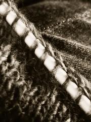 Winter is coming (helle_bernhed) Tags: wool winter cozy craft textile fibers ull fiber textil mys vinter slöjd