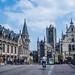 2018 - Belgium - Gent - St Michael's Bridge