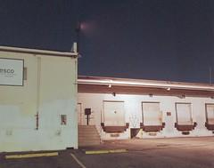 Loading docks (ADMurr) Tags: la eastside industrial loading dock dad224 hasselblad 500 cm 80mm zeiss planar kodak ektar