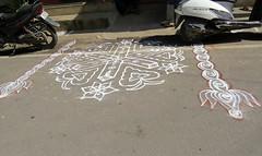 IMG_5990 (mohandep) Tags: kolam rangoli religions festivals bangalore