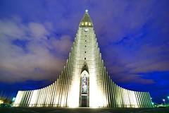 Hallgrimskirkja, Reykjavík, Ísland (Iceland) (leo_li's Photography) Tags: hallgrimskirkja iceland ísland islande icelande 冰岛 冰島 reykjavik reykjavík 雷克雅未克