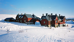 skal3 (Photo By Andreas Welander) Tags: vinter sweden skalstugan winter snö snow
