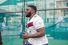 DSC_9005 (gidirons) Tags: lagos nigeria american football nfl flag ebony black sports fitness lifestyle gidirons gridiron lekki turf arena naija sticky touchdown interception reception