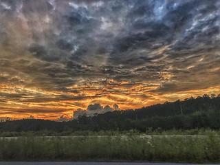 #sky #clouds #photography #photooftheday #picoftheday #photo #love #sun #sunset #sunsetporn #cloudporn #goodnight
