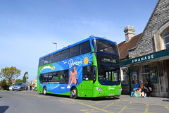Go South Coast 1710 HF66DSV (Will Swain) Tags: swanage railway diesel gala 11th may 2018 bus buses transport travel uk britain vehicle vehicles county country england english go south coast 1710 hf66dsv purbeck breezer williamsdigitalcamerapics101