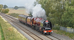 Grand Old Lady (Trev 'Big T' Hurley) Tags: 46233 6233 princesscoronation duchess lms pacific 462 portway