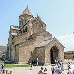 Cattedrale di Svetitskhoveli, Mtskheta, Georgia