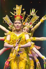 DAG_8919r (crobart) Tags: thousand hand bodhisattva eyes yate dance acrobatic team chinese china canadian national exhibition cne 2018 toronto