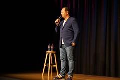 Claudio Zuccolini, Kretzhalle 22/09/2018