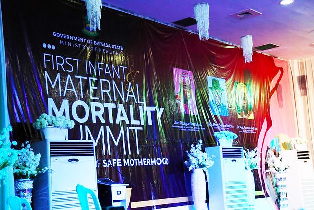 HSDickson-1st Infant & Maternal Mortality Summit 31st july 2018