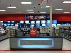 Electronics Section at Target (2011) (poundsdwayne47) Tags: target stores stlouis missouri florissant 2011 shopping centers