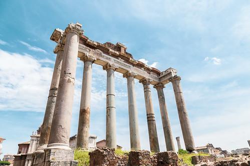 Vestigios romanos