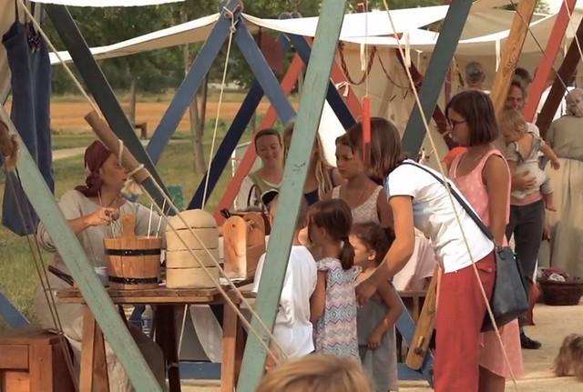 Fête médiévale du samedi 28 juillet 2018