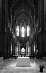 Der Hochaltar im Dom zu Linz (Uwe Wieteck) Tags: dom linz altarinsel