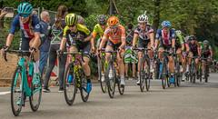 Boels Womens Tour-60 (stevefge) Tags: 2018 bicycles bikes ladies nijmegen cycling race women sport endurance nederland netherlands nl nederlandvandaag reflectyourworld unsuspectingprotagonists street people wheel orange oranje