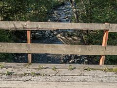 SEE020 Alpenstrasse Road Bridge over the Seez River, Weisstannen, Canton of St. Gallen, Switzerland (jag9889) Tags: 2018 20180828 bach bridge bridges bruecke brücke ch cantonstgallen crossing europe fluss gkz331 helvetia holzbrücke infrastructure kantonstgallen landscape linthtributary mels mountain outdoor pont ponte puente punt river road roadbridge sg sanktgallen sarganserland schweiz seez span strassenbrücke stream structure suisse suiza suizra svizzera swiss switzerland water waterway weisstannen weisstannental wood woodenbridge jag9889