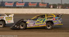 #21 Billy Moyer (Batesville, AK) (Glenn Courtney) Tags: stockcar 21 slm ump dirt dirtlatemodel latemodel oakshade oakshaderaceway oh ohio oval race racing superlatemodel wauseon