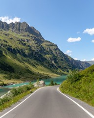 The high road in the alps (not4rthur) Tags: gaschurn vorarlberg autriche at