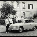 Archiv P979 AZW P70, Limousine, Zwickau, DDR, 1960er thumbnail