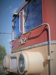 SR61-001 DMU (roomman) Tags: old history historic diesel engine dmu multiple unit railcar class baureihe sr 61 sr61 red yellow colour scheme livery