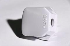 Fused (phileveratt) Tags: smileonsaturday whiteonwhite plug electricalplug canon eos77d efs18135