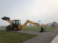 Россия. Урал 2018. Russia. Ural 2018. (svv.david) Tags: россия урал 2018 russia ural tractor grass fog