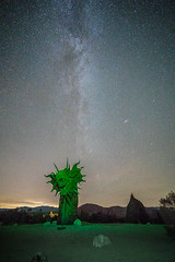 DSC05292 (KayOne73) Tags: galleta meadows anza borrego springs ca desert park night astrophotography art sculptures milky way sky stars sony a7iii laowa 15mm f2 f 2 manual focus ultra wide angle lens ricardo breceda