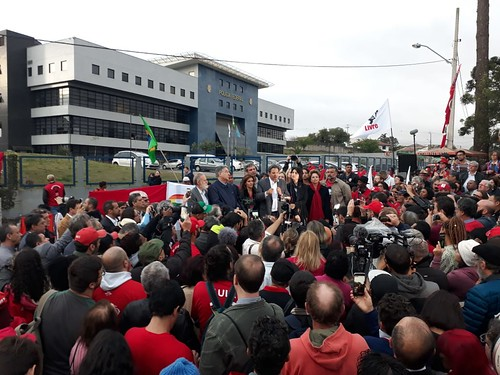 Carta de Lula afirma que Haddad agora é Lula