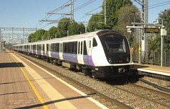 345007 West Ealing (localet63) Tags: class345 345007 crossrail westealing elizabethline 9p23