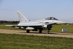 30+64 (TF102A) Tags: aviation aircraft airplane typhoon eurofighter luftwaffe