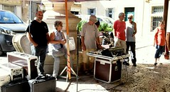 Magnetic Orchestra Trio - Apéro Swing Place Favier - Jazz à Saint Rémy (salva1745) Tags: magnetic orchestra trio apéro swing place favier jazz à saint rémy