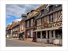Normandie (dolorix) Tags: dolorix france normandie dorf village fachwerk timberframed häuser houses