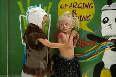 I just want to take a look... (Daryl Luk) Tags: burningman sharing apple kids cute