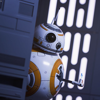 Thumbs Up for BB-8