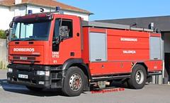 Bombeiros Valença (emergenciases) Tags: emergencias portugal bomberos bombeiros bombeirosvoluntarios bombeirosvoluntariosvalença valença camión truck 112 autobomba bombanodrizapesada iveco bnp