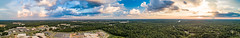 indian land sunset panorama 1.jpg (McMannis Photographic) Tags: landscape landscapeandnature photography panorama djiphantom4pro hdr aerial sunset storm clouds highdynamicrange pano thunderstorm