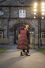 A Midsummer Nights Dream _ Production Photography (SteMurray) Tags: midsummer nights dream rough magic ireland irish ste murray steie kilkenny arts festival castle court yard courtyard outdoor dusk evening sunset show william shakespeare