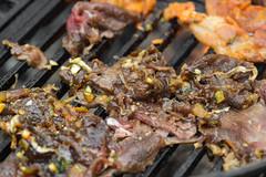 Beef Bulgogi Walking Tacos (joshbousel) Tags: asian bulgogi cuisine eat food grilling korean koreanbarbecue koreanbbq koreanbbqwalkingtacos meatwave