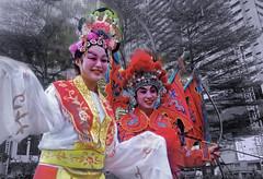 Mooncake Festival Street perdormers  hp DSC_0359 (williamcho) Tags: singapore mooncakefestival event operashow streetperformers celebration costume tourism chinatown oriental show
