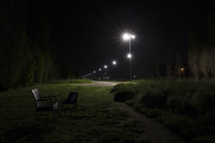 (susanna.muratori) Tags: abandoned life street photography chairs grass lights suburb urban rome italy different perspective alone solitude reportage