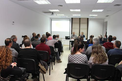 Presentación de la Guía de Buenas Prácticas Aceite. Valencia (12-12-2017)