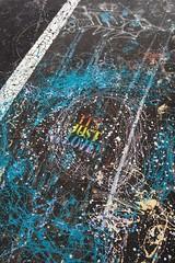 It's Just Love (orkomedix) Tags: canon g1xmkiii street art new york nyc usa williamsburg bridge outdoor color splash graffiti