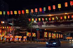 Mid-Autumn Festival (chooyutshing) Tags: lanterns themedset decorations lightup display midautumnfestival2018 attractions celebrations eutongsenstreet chinatown singapore