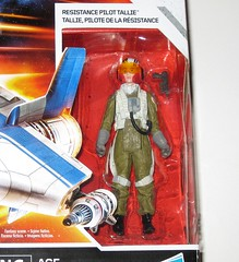 resistance a-wing fighter with resistance pilot tallie star wars the last jedi force link 2.0 vehicle with basic action figure 2017 hasbro misb c (tjparkside) Tags: resistance pilot tallie awing wing fighter star wars last jedi force link 20 vehicle vehicles basic action figure figures episode viii 8 eight tlj hasbro 2017 disney fighters pilots starfighter rebellion empire twin engine engines missile projectile missiles projectiles firing blaster pistol landing gear rey finn poe dameron
