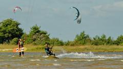Kite surf in Mayotte 7/10 (Zygonyx) Tags: pentax k1 dfa150450mm dxo photolab sanguinet landes atlantique