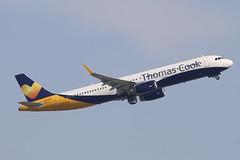 G-TCVA - LGW (B747GAL) Tags: thomas cook airbus a321231 lgw gatwick egkk gtcva