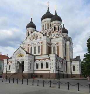 Alexander Nevsky Cathedral (Tallinn, Estonia)
