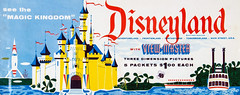 1960 Disneyland View-Master Poster (gameraboy) Tags: 1960s vintage disney vintagedisney disneyland 1960 viewmaster poster ad ads advertising advertisement vintagead vintageads