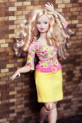 IMG_0145ц (lowely.craft) Tags: doll madetomove diamond hybrid birtstone barbie mtm made move mattel curvy